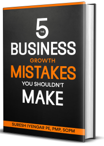 Big 5 Mistakes in Business